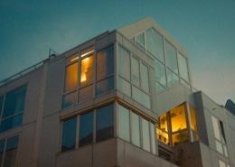 modern building berlin